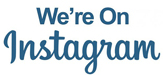 We're-on-Instagram-image