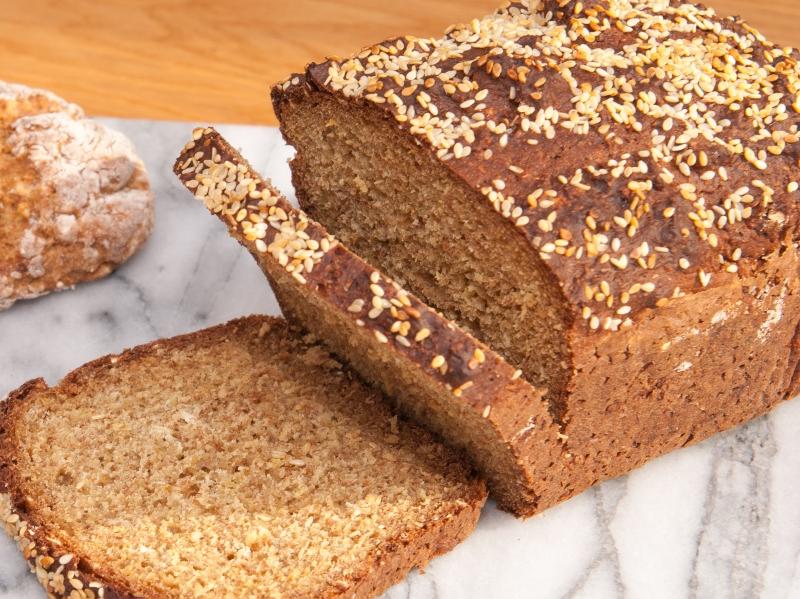 Eileen's soda bread