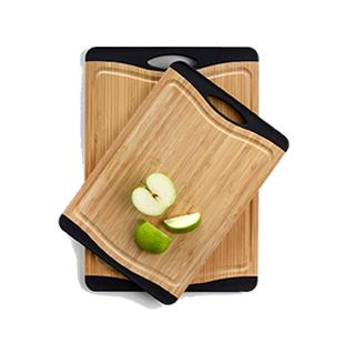 ProCook Non Slip Bamboo Chopping Board
