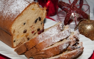 Rich fruit loaf in box recipe