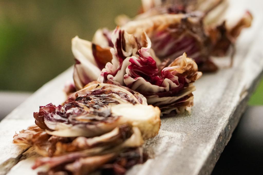 healthy Seared Radicchio recipe