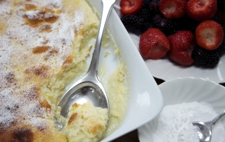 lemon pudding recipe
