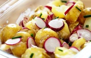 new potatoes with horseradish cream 2