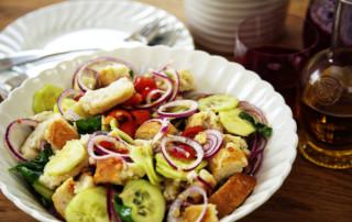 panzanella salad 1A