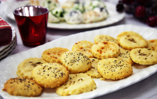 parmesan biscuits 3A