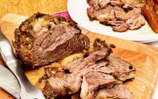 pot roast shoulder of veal