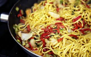 thai vegetable stir fry 1A