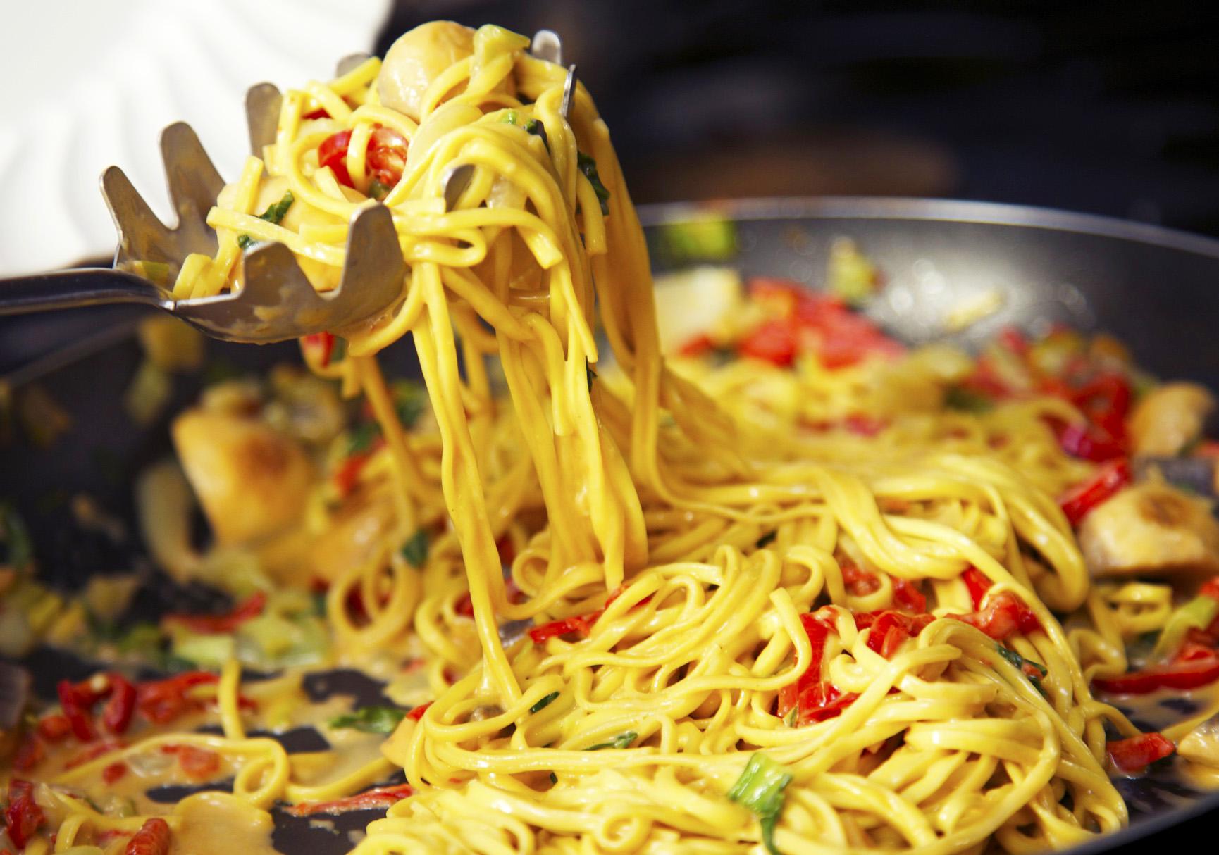 thai vegetable stir fry