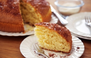 torta allo yogurt recipe