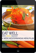 4-Week Online Mediterranean Menu Plan